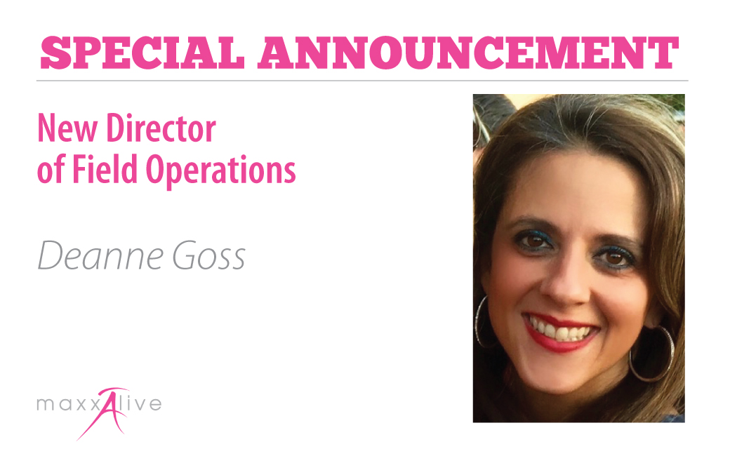 Introducing Deanne Goss